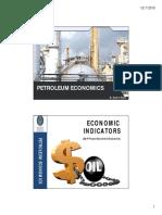 4.1 Economic Indicators