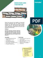Line Transducers