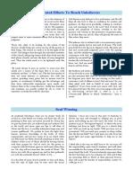 Manuscript Releases Vol. 8