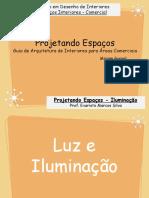 Iluminação - Seminario Livro - Miriam Gurgel