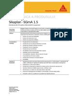 Sikaplan SGMA 1.5