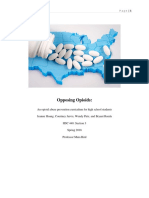 final curriculum opposing opioids