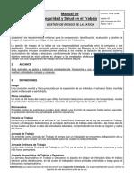 PP-E 15.02 Gestion de La Fatiga v.03