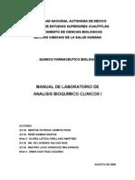 Manual de ABC 1 QFB FES Cuautitlan