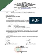 Surat Ajuan SKP Musda