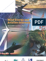 Wind Energy and Aviation Interim Guidelines