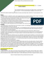 Pakistan Studies (2059) Notes