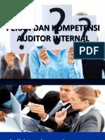 3 Peran Dan Kompetensi Auditor