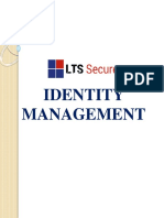 LTS Secure Identity Management