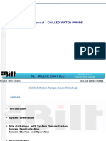 Final Training Manual - Chilled Water Pumps
