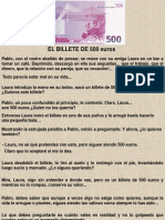 El Billete de 500 Euros