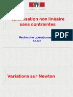 10 Variations Newton