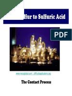 3. Sulfuric Acid