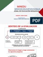 PPT Evaluacion - evidencia