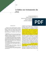 A inserção do lúdico no tratamento da SIDA pediátrica