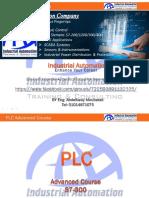 PLC Advanced No 1