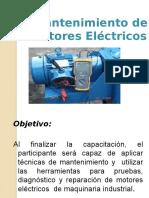 193956049 Mantenimiento en Motores Electricos Ppt 1
