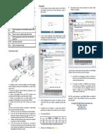 Telsec TS 9000 v2 Manual