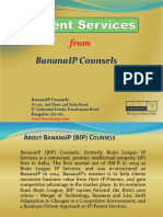 Patent Services from BananaIP - Leading IP Firm in India