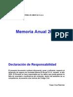 MEMORIA322004