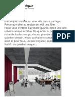Note d'Orientation Quartier Unique AGPP 20171215