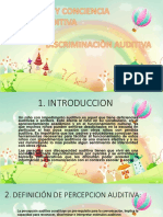 Diapositivas Ultimo Deficiencia Audititva