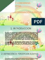 Diapositivas Ultimo Deficiencia Audititva