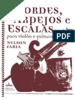 Nelson Faria - Acordes
