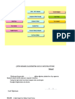 2010-2011 Öğretim Yılı Yavrukurt (Küçük İzci) Belgeleri