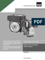Hatz 1D Operators Manual