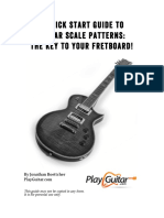 PlayGuitar.com Scales Quick Start