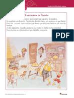 Ficha 1 El Nacimiento de Pinocho
