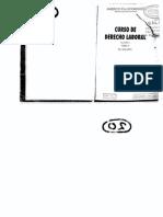 Curso de Derecho Laboral - Américo Plá Rodríguez Tomo III