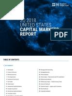 2Q18 US Capital Markets Report