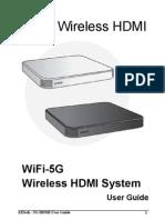 Wireless Hdmil