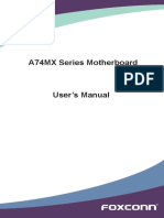 A74MX Series-Manual-En-V1.0