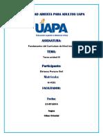Tarea No.3 de Fundamento del Currículum.docx