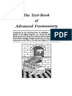 Advanced Freemasonry
