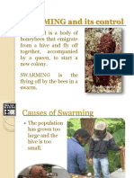 Swarming & Its Control