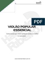 Violâo Popular Essencial