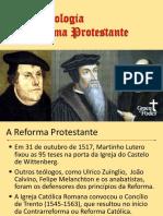 A Soteriologia Da Reforma Protestante_Kleber Maia