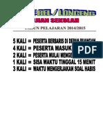 Kode Bel Ujian.doc