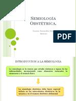 Semiología Obstétrica