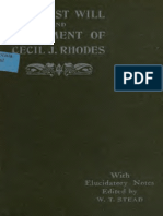 The Last Will and Testament of Cecil J. Rhodes.pdf