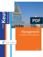 Management - An Evidence-Based Approach, 3rd Edition