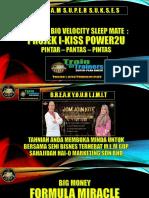 Miracle Bvsm Projek i Kiss Power2u Bvsm 2018