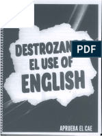 Cambridge English First 2015 Sample Paper 1 Reading and Use of English v2
