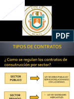 4.Tipos de Contratos