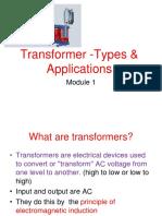 Mod 1 Transformers1