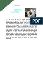 Artículo Informativo Laika